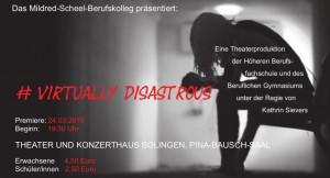 #virtually Disastrous