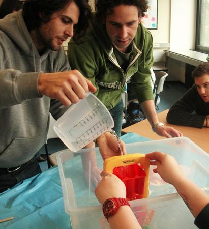 Jugendhilfewerkstatt Haus Der Kleinen Forscher 1