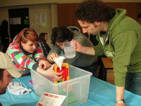 Jugendhilfewerkstatt Haus Der Kleinen Forscher 5