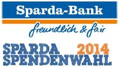 Sparda Spendenwahl 2014 Logo
