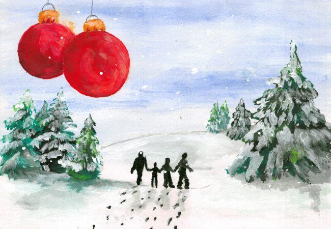 Frohe Besinnliche Weihnachten Und Einen Guten Rutsch Mildred