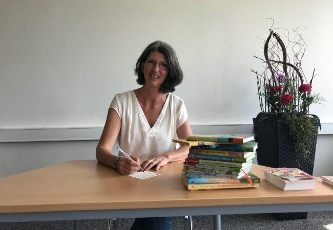 Kinderbuchautorin Barbara Zoschke