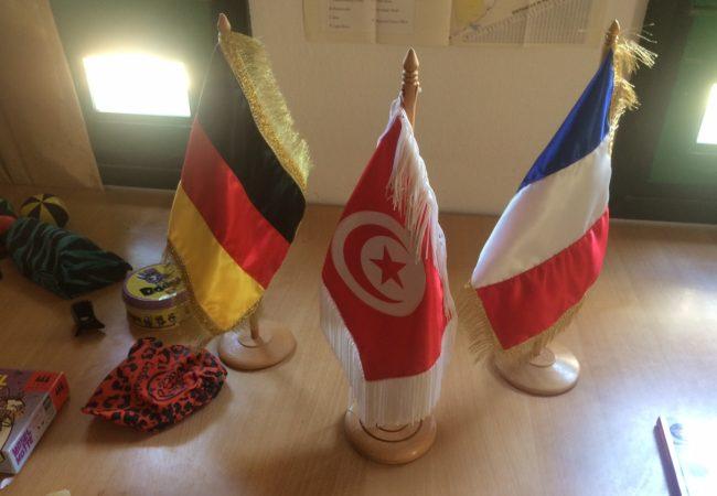 Trinationaler Austausch Tunesien 2018