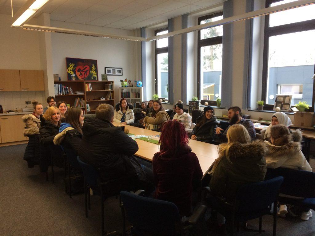Wilhelm-Hartschen-Schule Hospitation